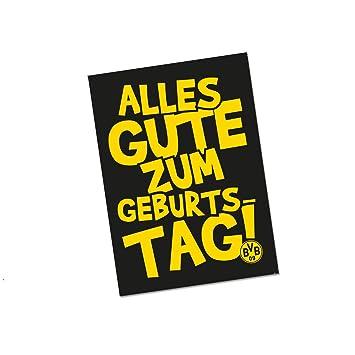 BVB 15550100 Geburtstagskarte: Amazon.de: Bürobedarf & Schreibwaren