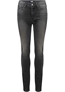 37028290051 Paige Jeans Tristan Wash High Rise Skinny 'Hoxton' Jean Mid wash 28 ...