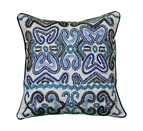 AM Home 0423 Southwest Embroidered Pillow