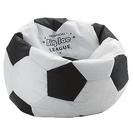 Attrayant Comfort Research Big Joe Soccer Ball Bean Bag Chair, Kids Bean Bags