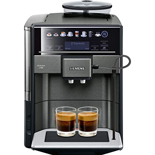 Siemens EQ.6 plus TE657319RW - Cafetera (Independiente ...