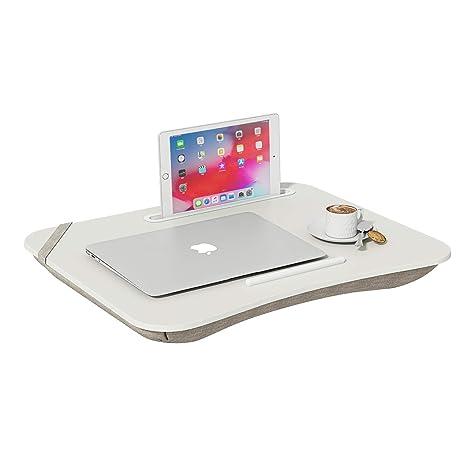 Amazon.com: HOME BI - Mesa portátil para ordenador portátil ...