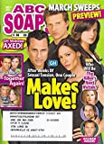 Steve Burton, Kelly Monaco, Sarah Brown & Maurice Benard (General Hospital) - March 9, 2009 ABC Soaps In Depth
