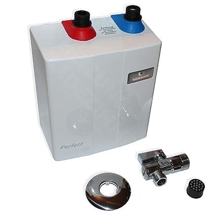 Pequeño calentador de PERFECT 4,5 kW por vía electrónica mesa de Wijas