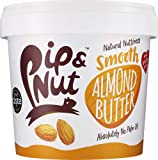 Pip & Nut Smooth Almond Butter, 1 kg