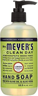 product image for Meyers Lemon Verbena Liquid Hand Soap (6x12.5 OZ)