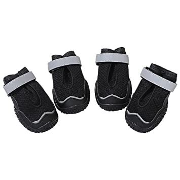 335a6911874 Amazon.com: KTYX Pet Shoes Wear Breathable Big Dog Shoes Europe And ...