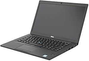 Dell Latitude 7480 14in FHD Laptop PC - Intel Core i7-6600U 2.6GHz 8GB 512GB SSD Windows 10 Professional (Renewed)