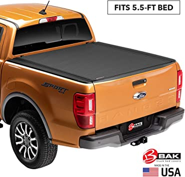 Threemom SuperDuty Tailgate Protector Cover Top Cap Spoiler Fit 99-07 Ford F150 F250 F350
