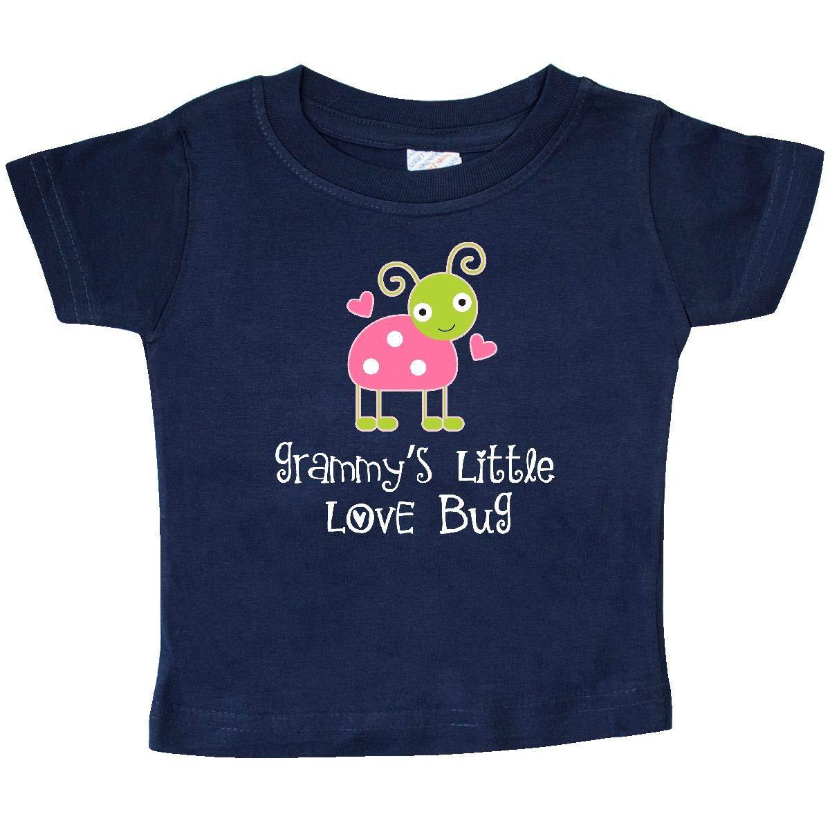 inktastic Grammy Love Bug Valentines Day Childs Baby T-Shirt