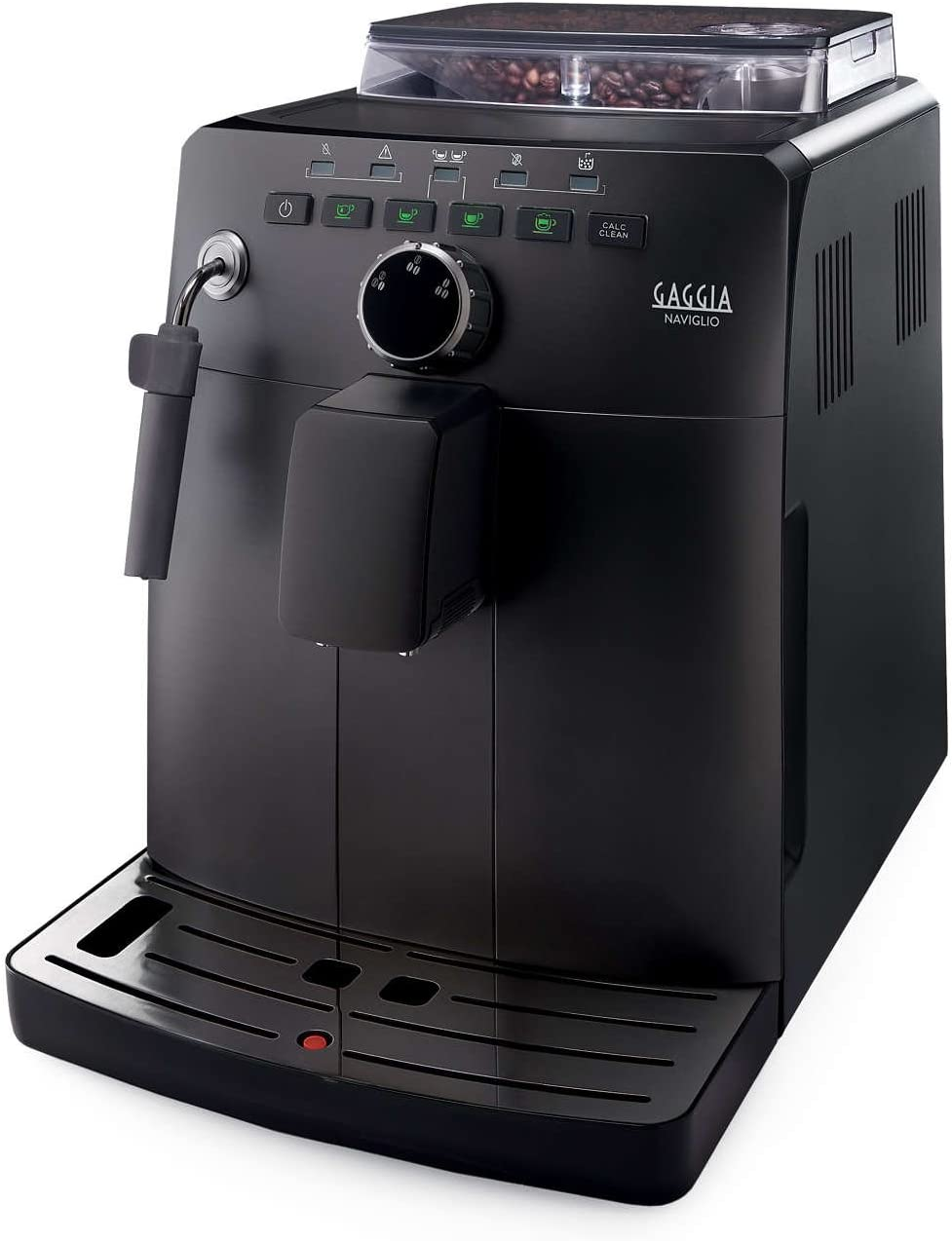 Gaggia HD8749/01 - Cafetera (Independiente, Máquina espresso, 1,5 L, Molinillo integrado, 1850 W, Negro): Amazon.es: Hogar