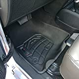 Wade 72-110066 Black Sure-Fit Front Mat