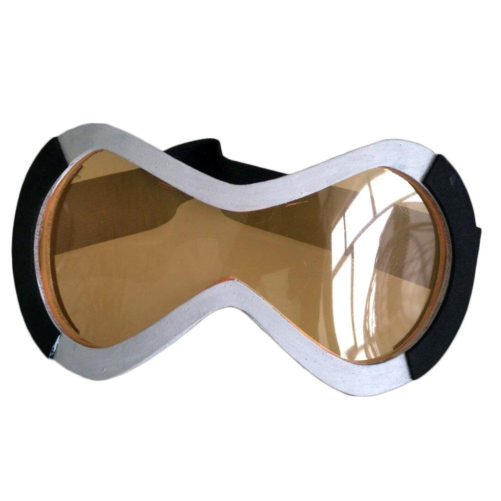 JCvCX Tracer Cosplay Orange Lens Goggles