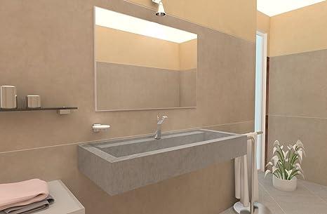 Lavabo bagno sospeso lavello bagno lavandino bagno sospeso moderno ...