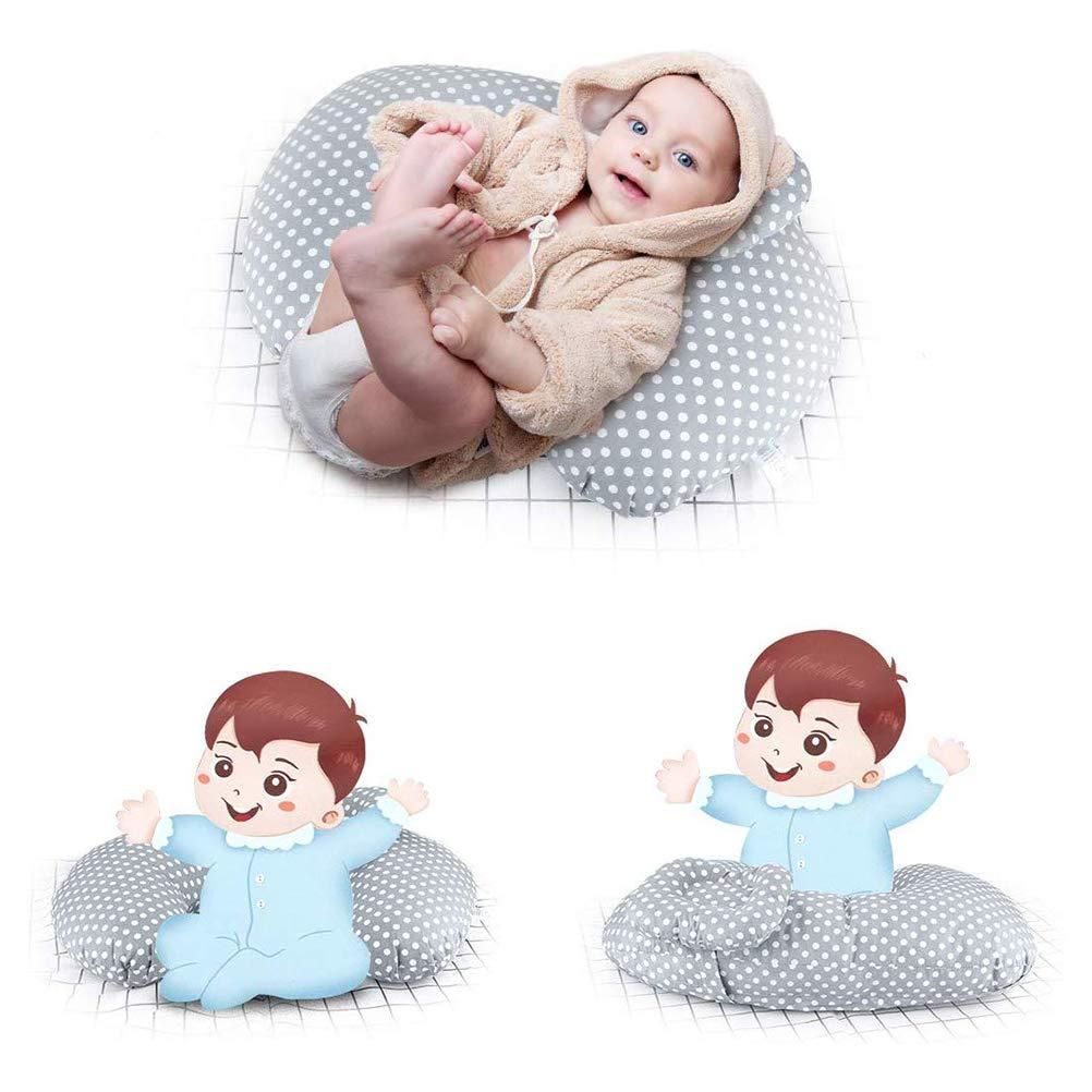 Almohada Multifuncional para Madre y Beb/é 22.83 Almohadas para Lactancia Materna o Leche Bebe BYJIN Cojines de Lactancia Bebe 15.35 en