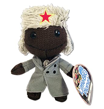 IGS - Peluche Little Big Planet Yuri De 17 cm: Amazon.es ...