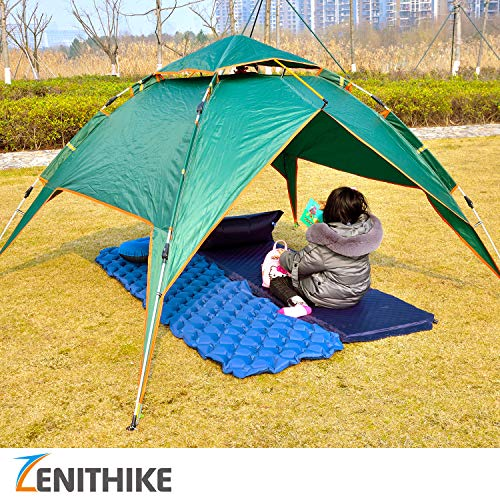 Amazon.com: ZENITHIK Camping PAD: Sports & Outdoors