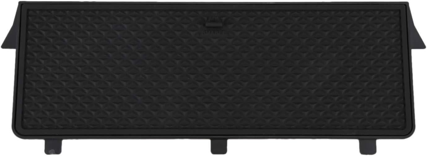 Vaorwne Car Glove Box Interval Storage For Mx-5 Rf Miata 2015-2019 Storage Console Tidying Box Black Central Storage Box