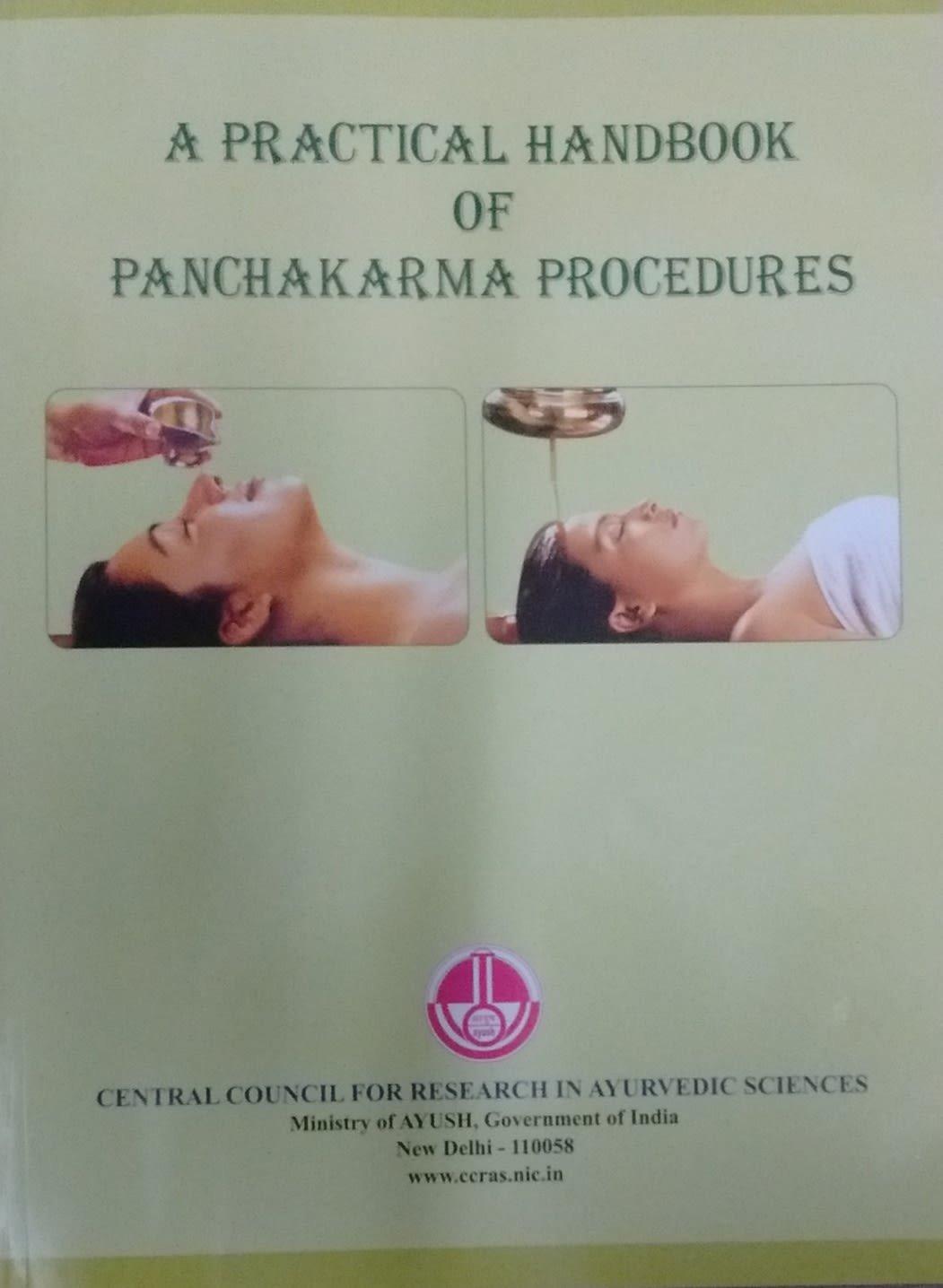 A Practical Handbook of Panchakarma Procedures (Pangu) pdf epub