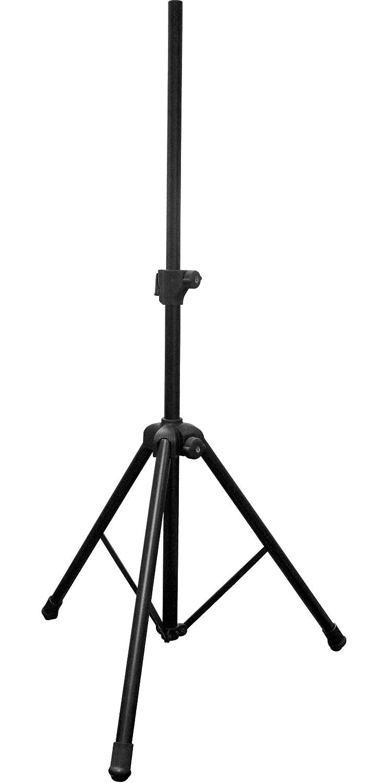 Bespeco PN90XLN Support pneumatique pour Haut-parleur Noir