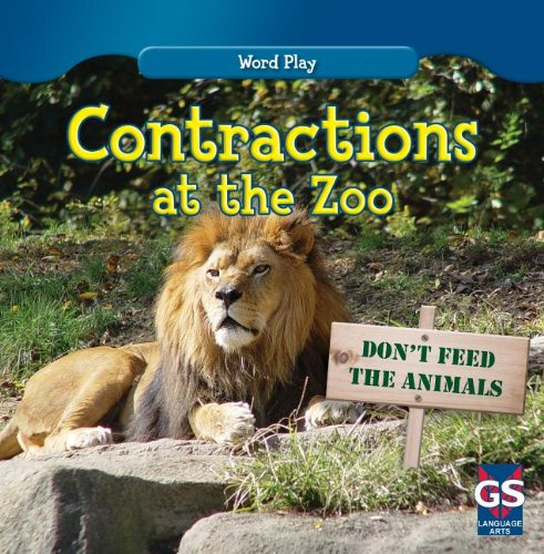 Contractions at the Zoo (Word Play) pdf epub