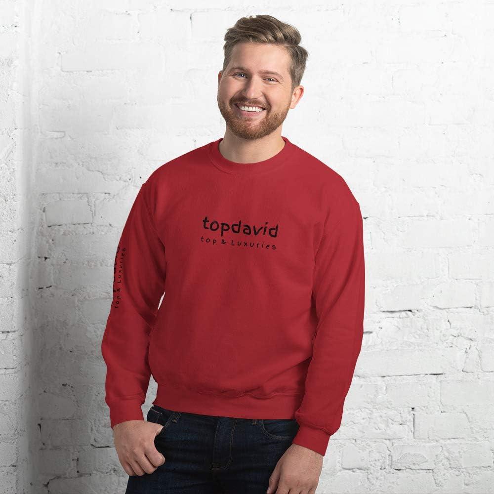 LIKE A KING INC topdavid Luxuries Sweatshirt