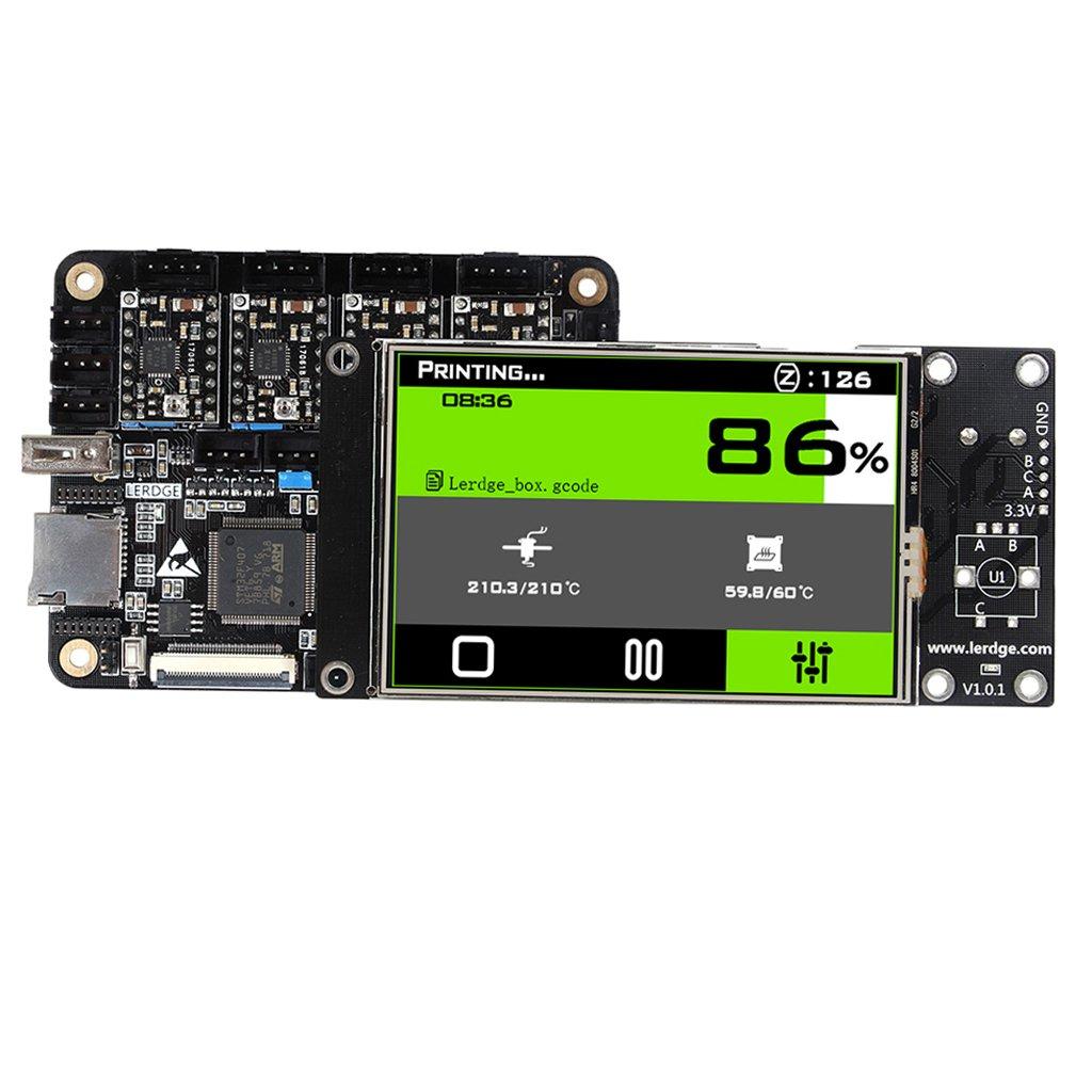 MagiDeal A4988 Controlador de Impresora 3D Accesorios de Teléfono ...
