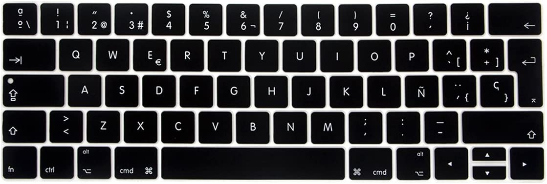 protector de teclado MacBook Pro 13 15 A1989 A1706 A1707
