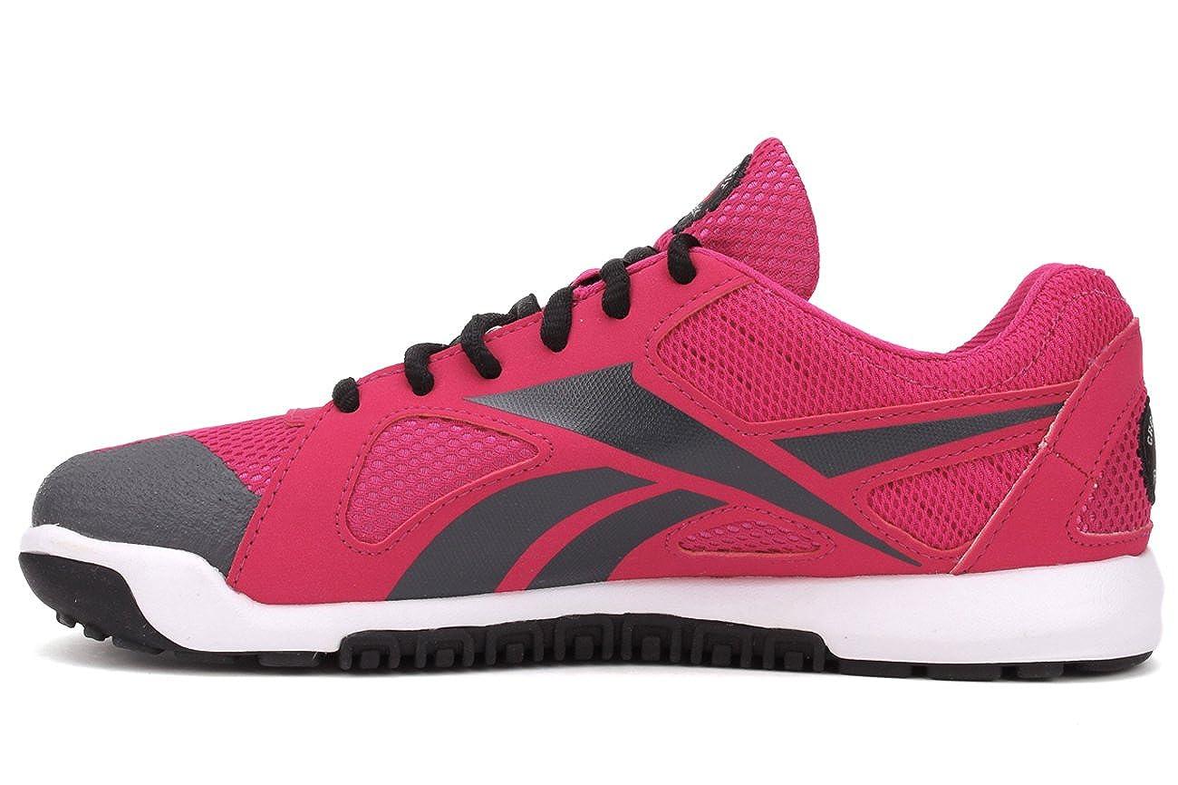 Reebok Crossfit Nano U form Zapatillas deportivas para mujer: Amazon.es: Zapatos y complementos