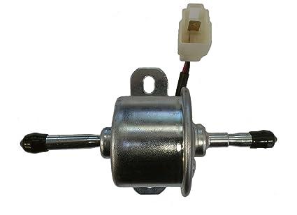 amazon com john deere gator fuel pump 4x2 6x6 replaces am876265 hpx rh amazon com
