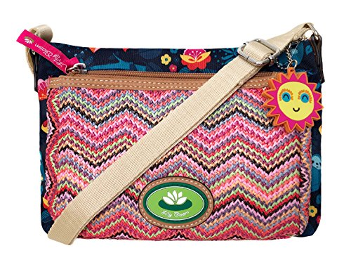 Lily Bloom LYDIA MID Crossbody Bag, SLOTH IT TO ME