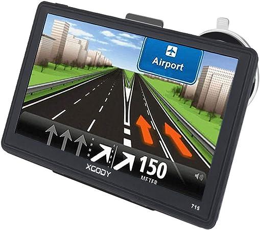 Xgody 7 Zoll Auto Gps Navigation Kapazitiver Elektronik