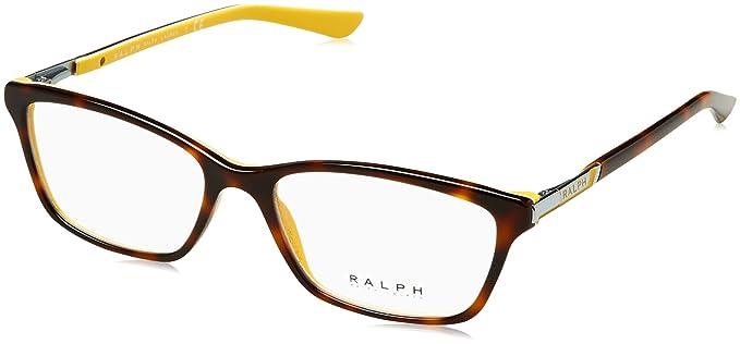 78e40654e0 Ralph by Ralph Lauren Ralph RA 7044 Havana Yellow 52 16 135 Women ...