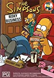 The Simpsons Risky Business DVD