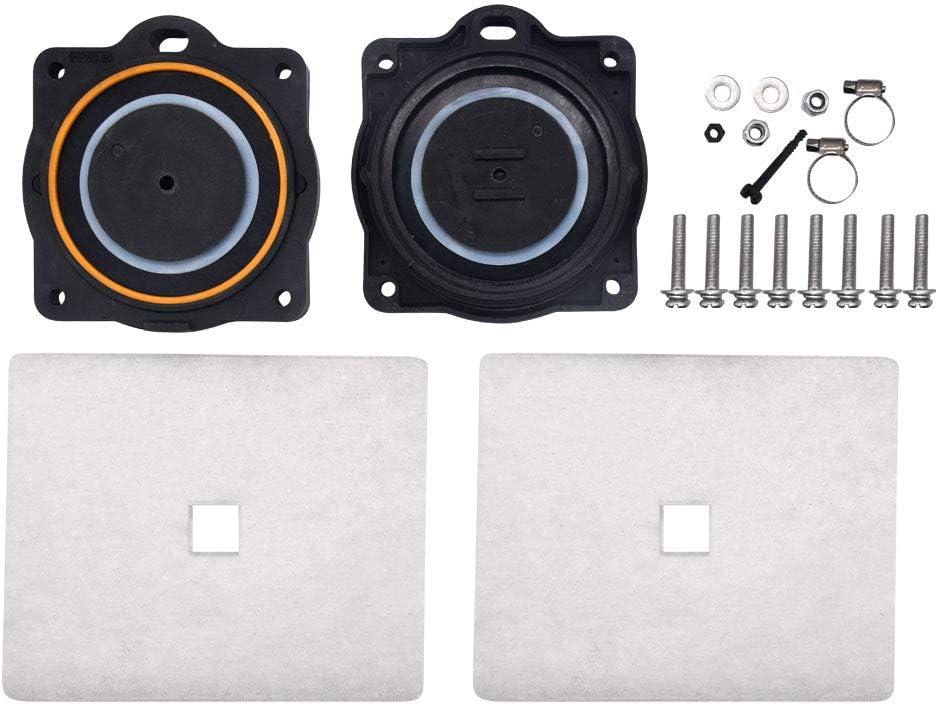 Karbay Rebuild Kit for Hiblow HP 60 HP-80 Diaphram Only