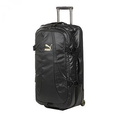 ce69a6dd5790 Koffer Travel Large Trolley Black  Amazon.de  Sport   Freizeit