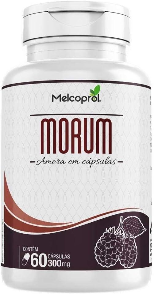 Amora Miura Morum 120 capsulas