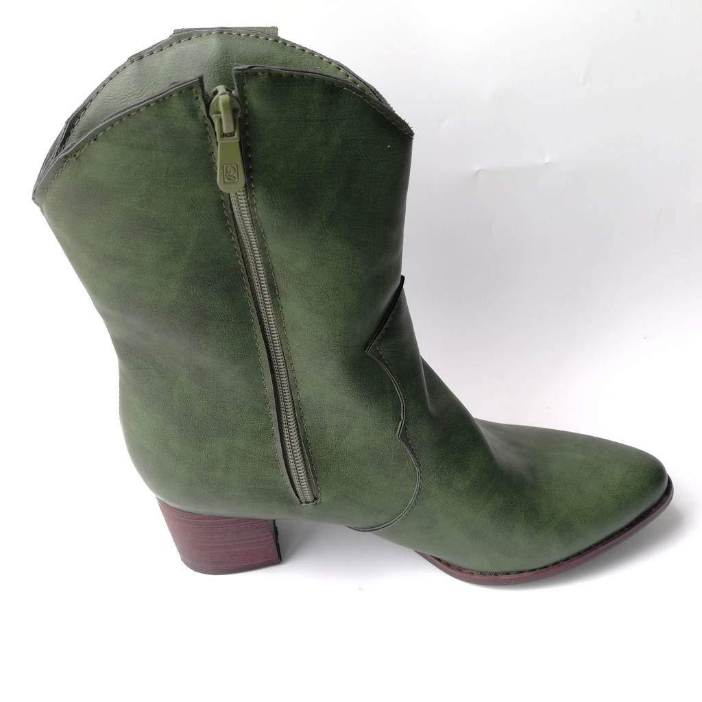 ღLILICATღ Otoño Invierno Cómodas para Mujer Zapato Boots Shoes ...