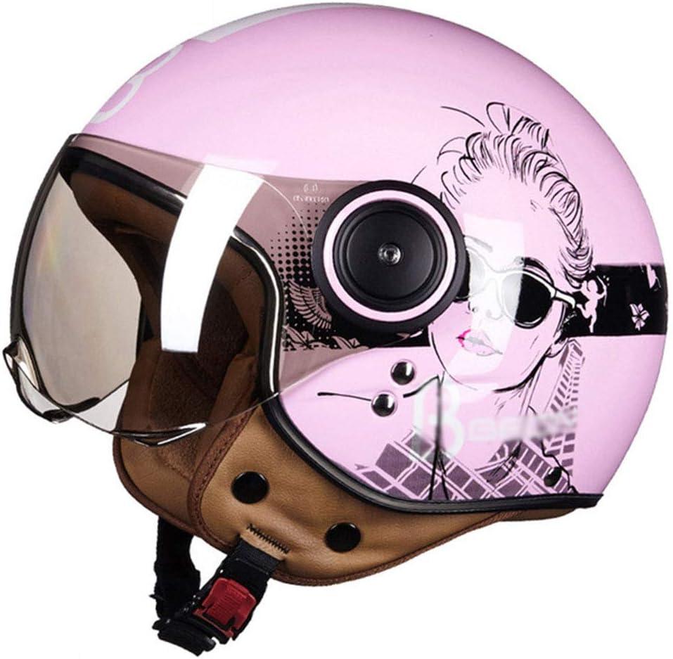 Moped Roller Chopper Motorrad Retro Jet Helm Jethelm AFX Route 66 Gr XXL
