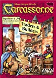 Carcassonne Traders and Builders Expansion Board Game