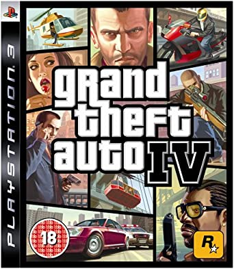 Grand Theft Auto Iv Special Edition Ps