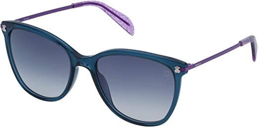 Verde 54//17//140 para Mujer Tous STO951-540GFU Gafas