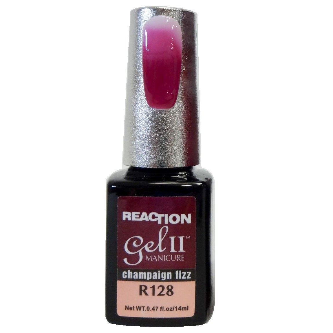 Amazon.com : Gel II Reaction Color Changing Nail Polish UV Soak Off ...