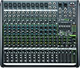 Mackie PROFX16V2 16-Channel 4-Bus Compact Mixer with USB and...