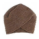 LEXUPA Fashion Women Ladies Warm Winter Knitted Hat Cap(One Size,Khaki)
