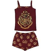 CERDÁ LIFE'S LITTLE MOMENTS Pijama de Tirantes Harry Potter Niña de Verano-Licencia Oficial Warner Bros para Niñas