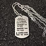 Always-Remember-You-Are-BraverStrongerSmarter-Than-You-Think-Pendant-Necklace-Family-Friend-Gift-Unisex-Stainless-steel