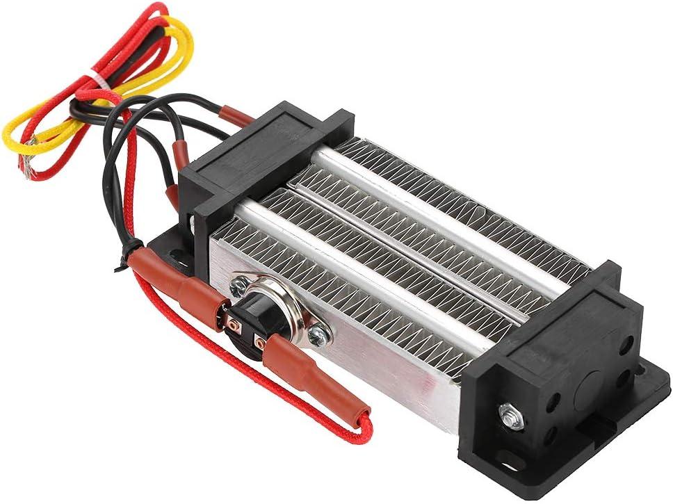 3X 100W 220V Isolierte PTC Keramik Luft Erhitzer PTC Heiz Elemente ElektrisS3Q5