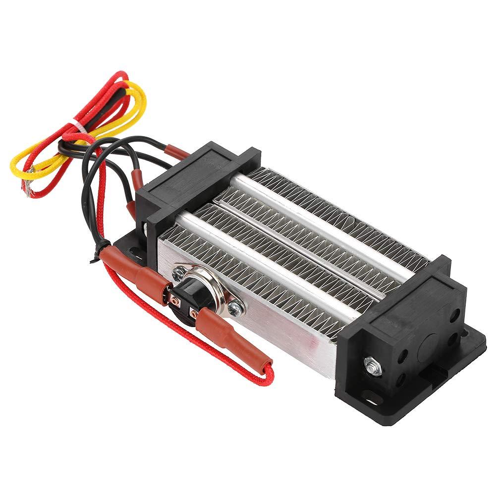 300W 220V Thermostat PTC Isolé Type Élément Chauffant En Céramique Élément Chauffant Électrique Rapidement Sécurité pour les Usines Walfront