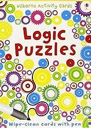 Logic Puzzles (Usborne Puzzle Cards)